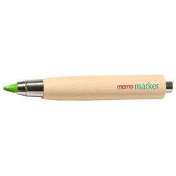 """Textmarker """"memo marker"""" grün"""