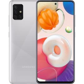Samsung Galaxy A51 4 GB RAM 128 GB haze crush silver