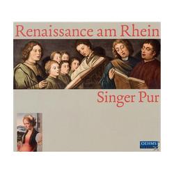 Singer Pur - Renaissance Am Rhein (CD)
