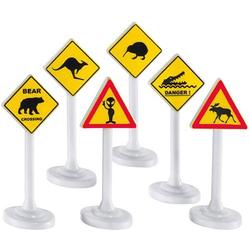 Siku Internationale Verkehrszeichen