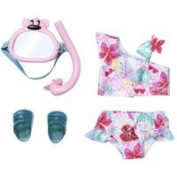 Zapf Creation Baby born Holiday Deluxe Bikini Set (829240)