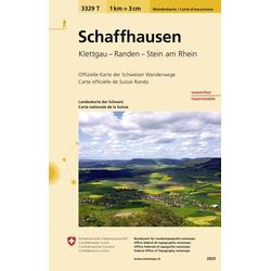 Swisstopo 1 : 33 333 Schaffhausen