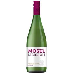 Mosel Qualitätswein 9,5 % vol 1 Liter