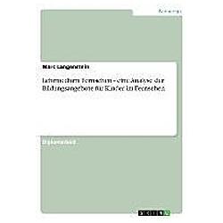 Lehrmedium Fernsehen - eine Analyse der Bildungsangebote für Kinder im Fernsehen. Marc Langenstein  - Buch