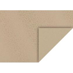 VBS Motivpapier Kristalle, 70 cm x 50 cm orange