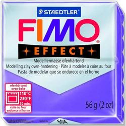 Modelliermasse Fimo soft 56g lila transparent