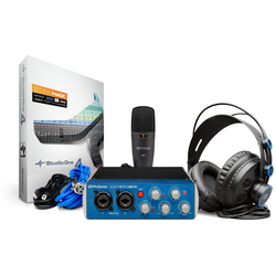 Presonus AudioBox USB 96 Studio Aufnahmestudio-Set
