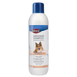 (7,29 EUR/l) Trixie Langhaar-Shampoo, Inhalt: 1 l