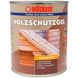 Wilckens Farben Holzschutzlasur Holzschutz-Gel, tropf-und spritzgehemmt
