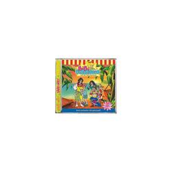 Kiddinx Hörspiel CD Bibi Blocksberg 31 (Märcheninsel)