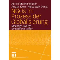NGOs im Prozess der Globalisierung als Buch von