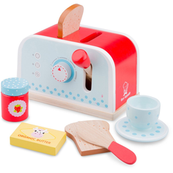 New Classic Toys® Kinder-Toaster Bon Appetit - Toasterset