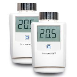 Homematic IP 2er Set Heizkörperthermostat HMIP-eTRV