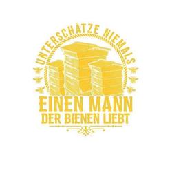 Nie Imker Unterschätzen: Notizbuch Für Imkern Imker-In Imkern Imkerei