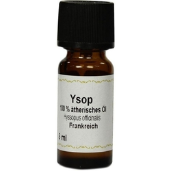 YSOP ÖL 100% ätherisch 5 ml