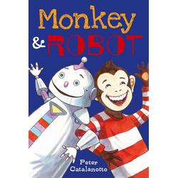 Monkey & Robot: eBook von Peter Catalanotto