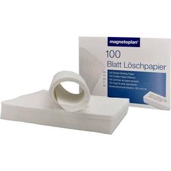 Magnetoplan Löschpapier 12296 100St.