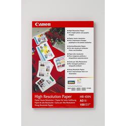 Canon HR-101N Papier hochauflösend A3 297x420mm 106 g/m² - 100 Blatt