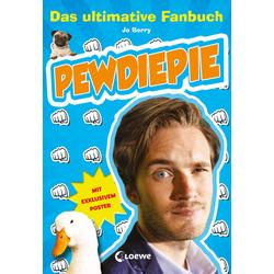 PewDiePie - Das ultimative Fanbuch als Buch von Jo Berry