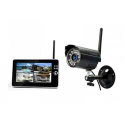 Digitales Outdoor-Funkkamerasystem mit Aufnahmefunktion