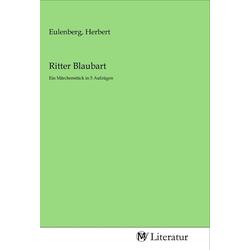 Ritter Blaubart als Buch von