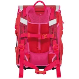 SCOUT Ultra 5-tlg. cherry red