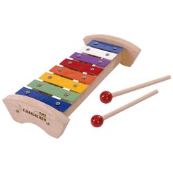 Spielzeug-Musikinstrument Xylophon bunt Ab 2 Jahren Altersempfehlung Spielzeug-Musikinstrumente