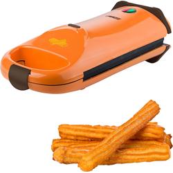 Churro-Maker 132401, 700 Watt, Waffeleisen, 800610-0 orange orange