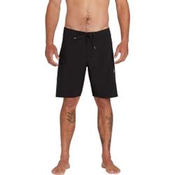 Volcom - Lido Solid Mod 20 M Black - Boardshorts - Größe: 33 US