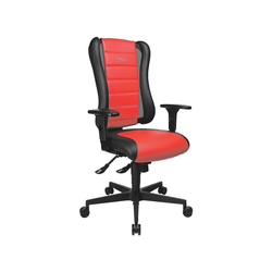 TOPSTAR Schreibtischstuhl Sitness RS rot