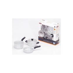Klein Spielgeschirr klein WMF Pfannen- und Topf-Set für die Spielküche
