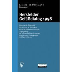 Hersfelder Gefäßdialog 1998 als Buch von