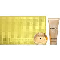 Paco Rabanne Lady Million Eau de Parfum 50 ml + Body Lotion 75 ml  Geschenkset