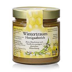 Wintertraum Honigaufstrich