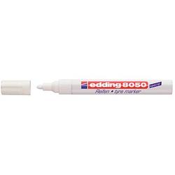 edding 8050 Reifenmarker weiß 2,0 - 5,0 mm