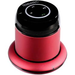 Terratec CONCERT mobile Bluetooth® Lautsprecher Rot