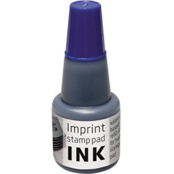 Trodat Stempelfarbe Imprint™ stamp pad INK Blau 24ml