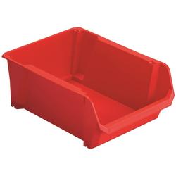Lagersichtkasten 4 Rot