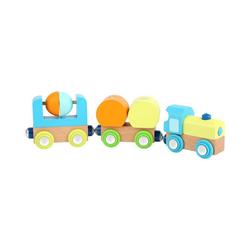 Small Foot Spielzeug-Eisenbahn Holzzug Junior