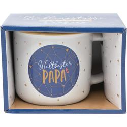 Steinzeug-Tasse 46859 'Weltbester Papa'