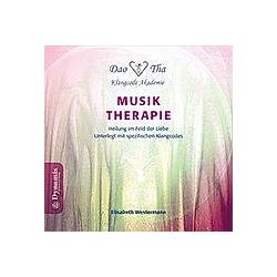 Musik-Therapie - Heilung im Feld der Liebe, Audio-CD