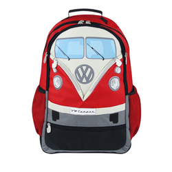 VW Collection by BRISA Rucksack VW Bulli T1 rot
