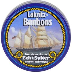 ECHT SYLTER Insel Klömbjes Lakritz Bonbons 70 g