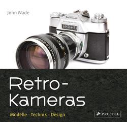 Retro-Kameras als Buch von John Wade