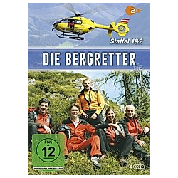 Die Bergretter - Staffel 1 & 2 - DVD  Filme