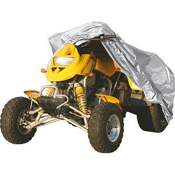 Büse ATV Abdeckplane - Grau - L