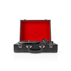 nedis Plattenspieler 33 rpm / 45 rpm / 78 rpm Plattenspieler