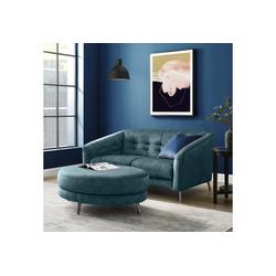 INOSIGN 2-Sitzer Auriol blau