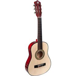 Gitarre Concerto Holz, 75 cm holzfarben