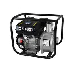 DeTec. 2' Zoll Gartenpumpe mit Benzinmotor | Wasserpumpe mit 30.000 L/h Leistung-'WK2002010002'